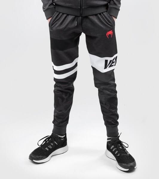 Venum Kids Bandit Joggings - schwarz/grau 8 Jahre