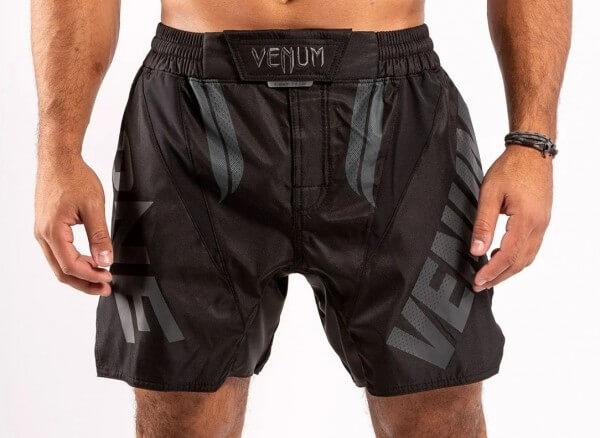 Venum ONE FC2 Fightshorts - Black/ Black S