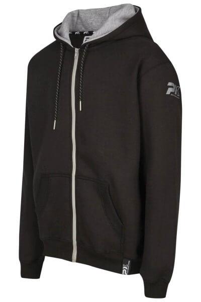 PX Zip Hoodie schwarz-grau Gr. 116