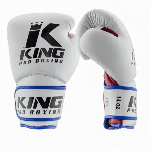 KING Pro Boxing Boxhandschuhe Leder Star 1