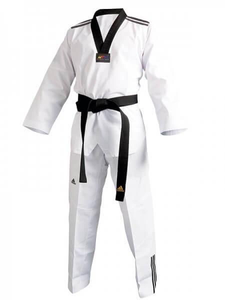 ADIDAS Taekwondo Anzug ADICLUB 3S s/R
