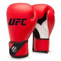 UFC Fitness Training Glove red/black Rot/Schwarz