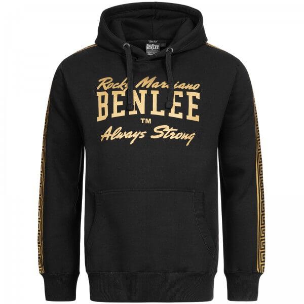 BENLEE Hoodie LEADVILLE Gold print