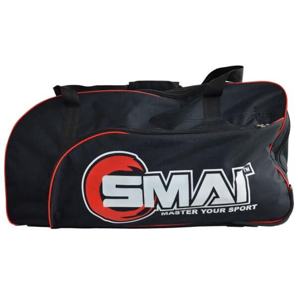 SMAI Sporttasche Trolley schwarz, ca. 70x35x35 cm