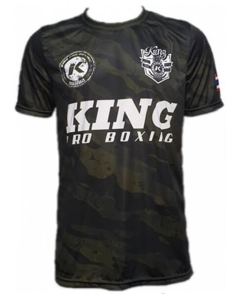 KING Pro BOXING KPB Pro Star 1 Funktions T Shirt