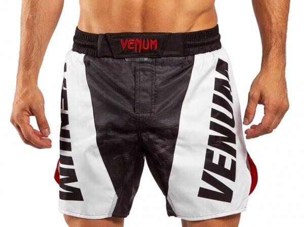 VENUM Bandit MMA Fight-Shorts - Schwarz/Grau