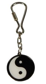 Schlüsselanhänger YING - YANG