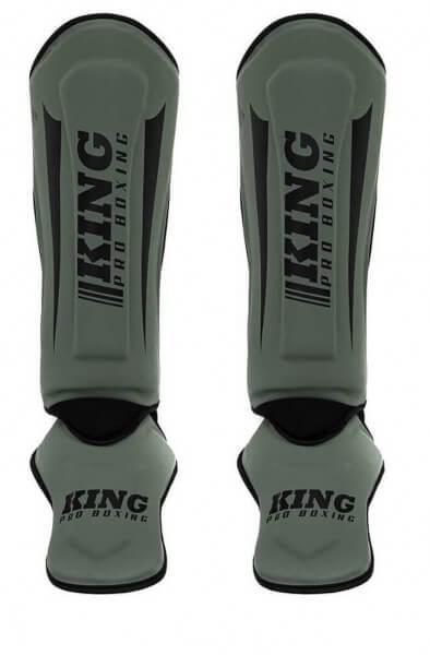 King Pro Boxing Schienbeinschoner KPB/SG Military