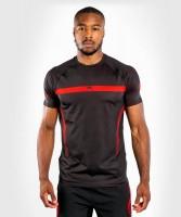 Venum Nogi 3.0 Dry Tech Shirt black/red S