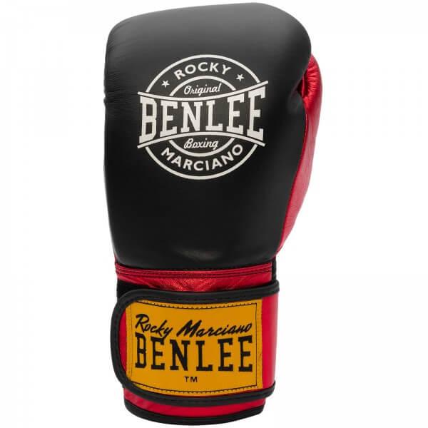 BENLEE Boxhandschuhe METALSHIRE Black /Red
