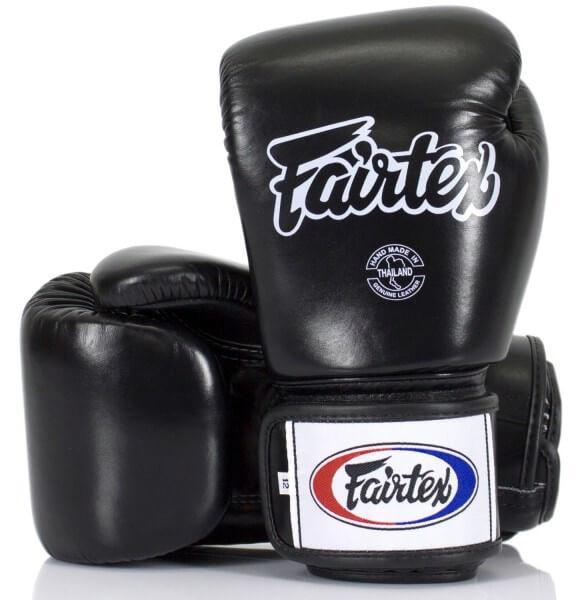 FAIRTEX BGV1 Boxhandschuhe schwarz 10oz