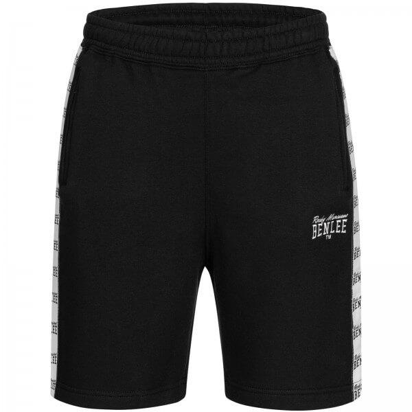 BENLEE Herren Sport Shorts BOSTWICK Schwarz