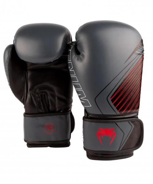 VENUM Contender 2.0 Boxhandschuhe - Black/Red