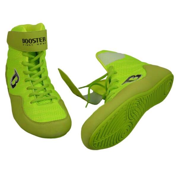 BOOSTER Box-MMA-Schuhe neon 43