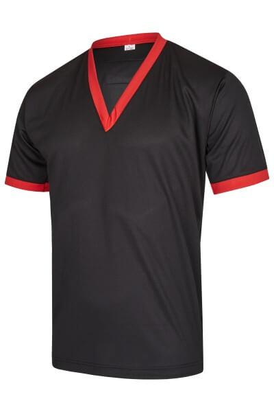 PX Kickbox-Shirt, Mesh, schwarz, 140