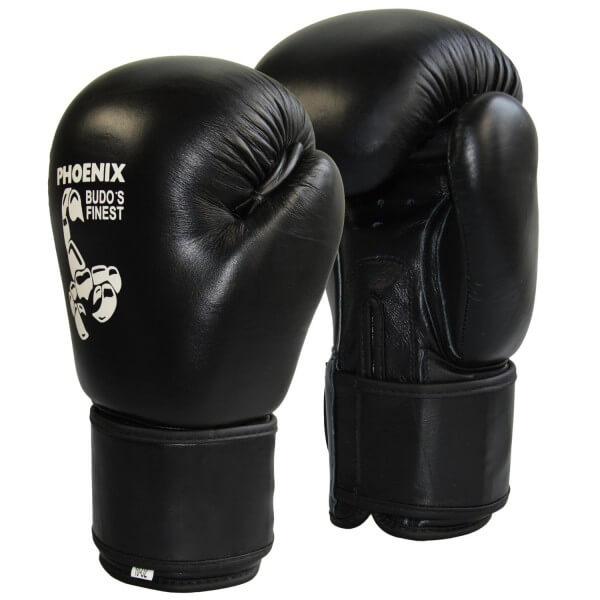 BUDO''S FINEST Boxhandschuhe 8 oz schwarz