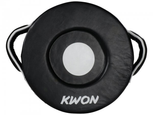 KWON Kombi-Pad rund aus Leder