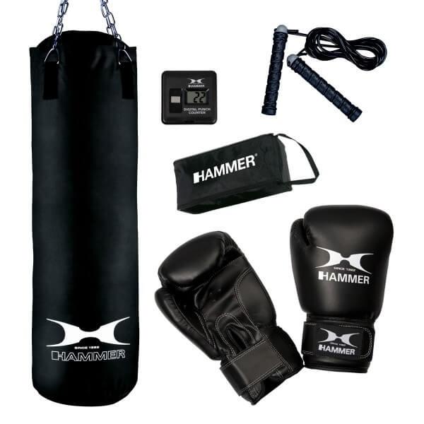 Hammer Boxsack Box-Set Chicago