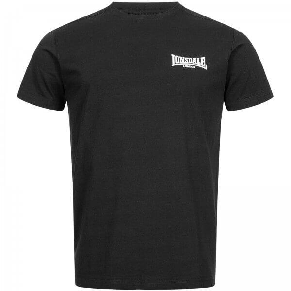 LONSDALE T-Shirt Herren ELMDON Black