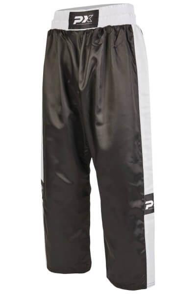 PHOENIX Kickboxhose , schwarz-weiß