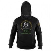 ADIDAS WBC Boxing Hoody Heritage - black Schwarz