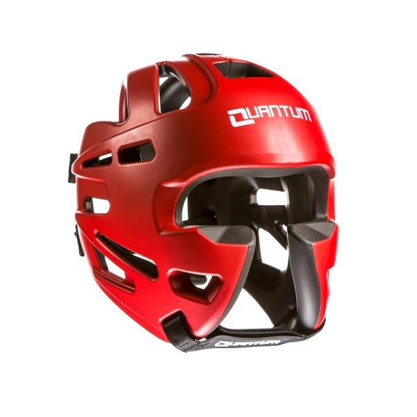 Kopfschutz QUANTUM XP, rot, S