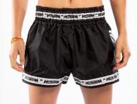 Venum Parachute Muay Thai Shorts black/white