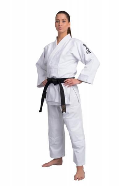 Aikido Anzug Gi weiß 450 gr/qm