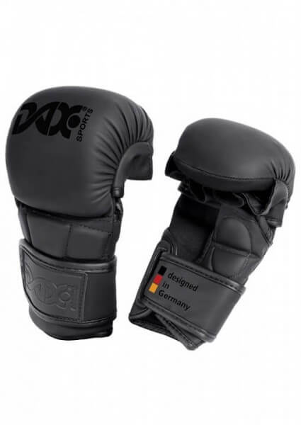 Dax Sports MMA Sparring Handschuhe Black Line