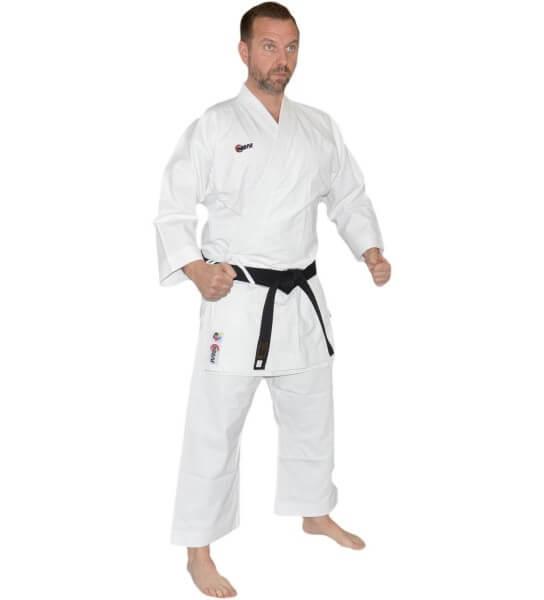 SMAI SX Kata Silver Karategi, WKF, 10oz, 160