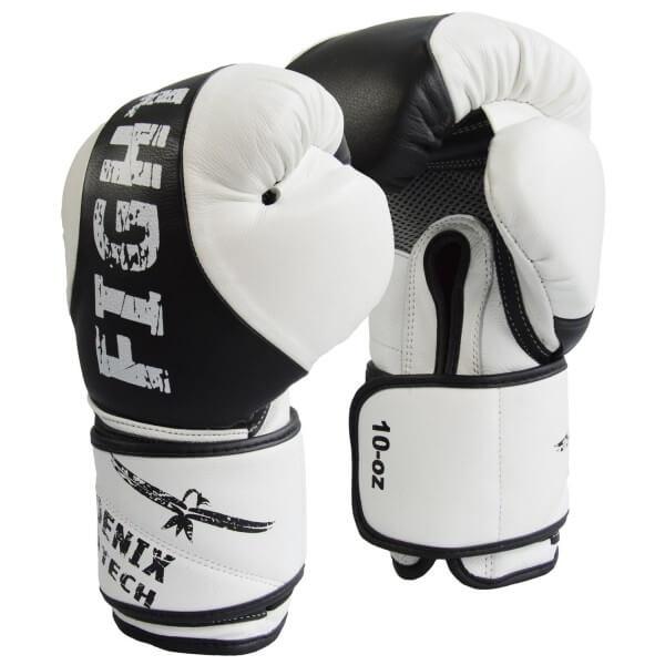 PX PHOENIX Leder-Boxhandschuh ProTech Fight - 10oz