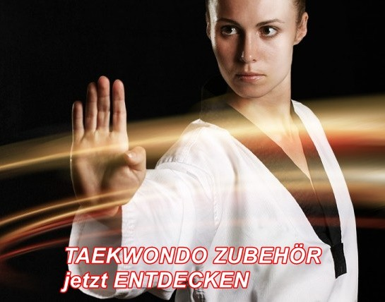 Taekwondo Zubehör