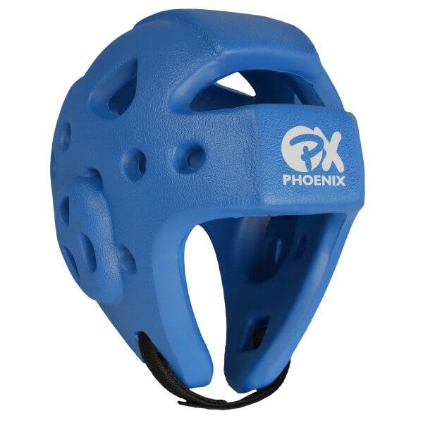 PX Kickbox-Kopfschutz EXPERT blau, S