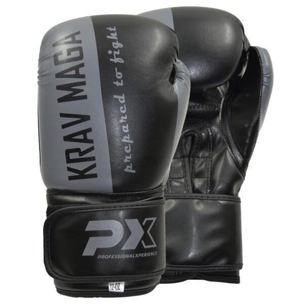 "PX Boxhandschuh ""Krav Maga"" PU s/g 12oz"