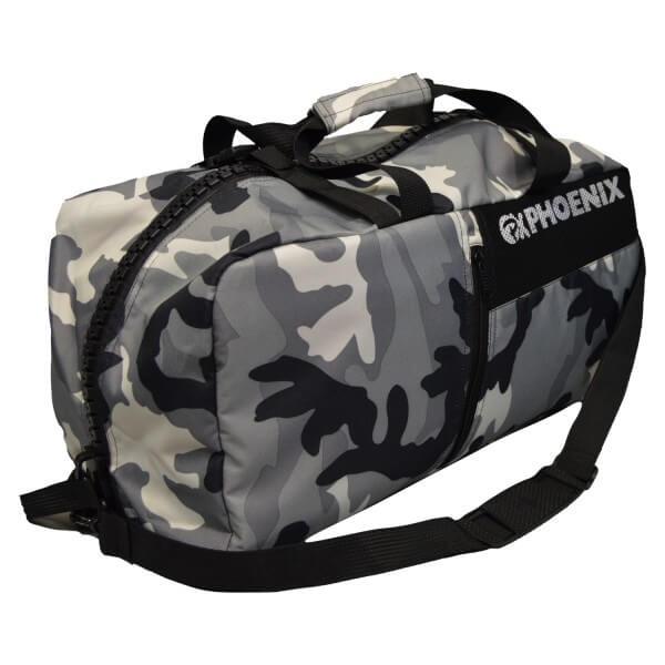 PX Sporttasche / Rucksack Camouflage 55x25x25cm