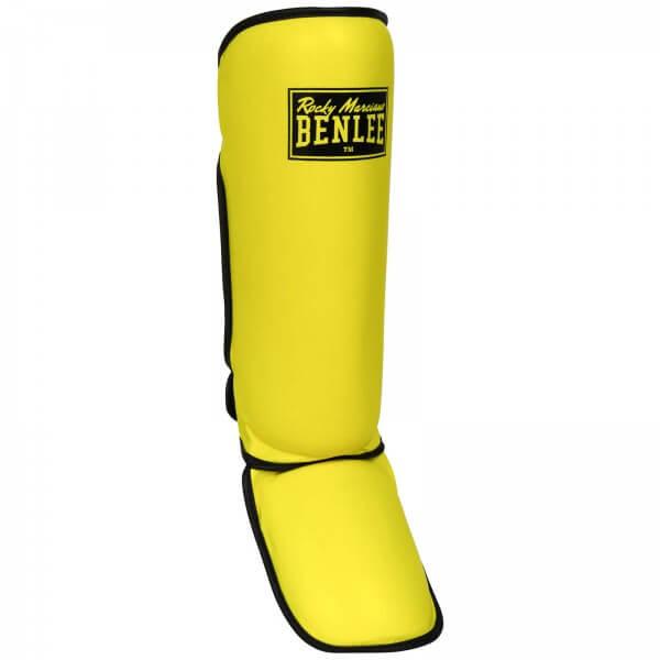 BENLEE Schienbeinschoner GUARDIAN Neon-Gelb