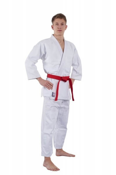 Judo Anzug Ultimate II weiß, CVC 800gr.
