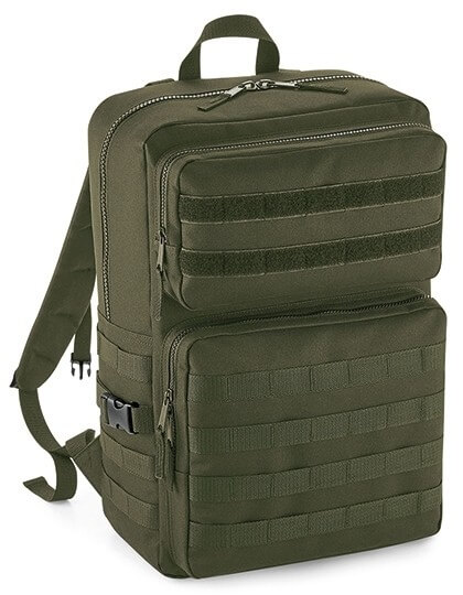 MOLLE Tactical Backpack/Rucksack Military Green