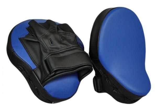 Paar Handpratzen syntec schwarz-blau
