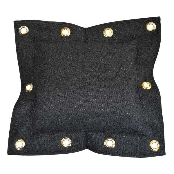 Wand-Schlagsack 1 Segment schwarz