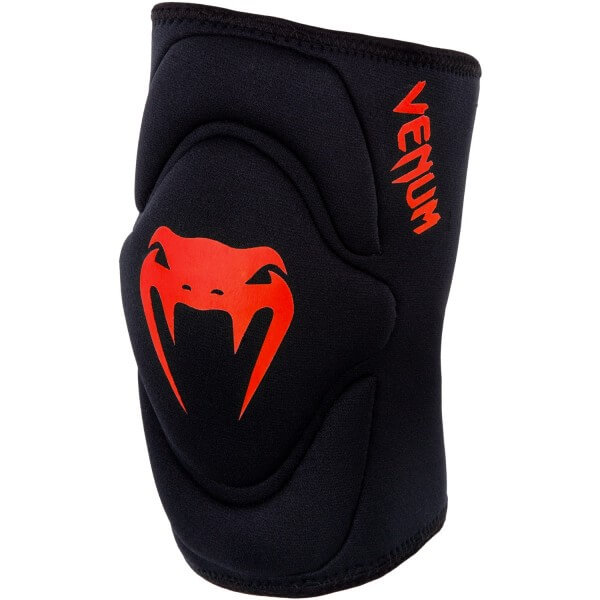 Venum Kontact Gel Knee Pad - Black/Red S