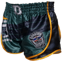 BOOSTER Muay Thai Shorts AD Solidier Corpus