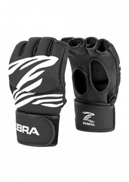 ZEBRA MMA | Pro Fight - MMA Handschuhe aus PU