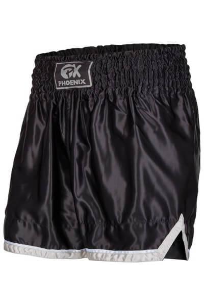 PX Thai Shorts schwarz-grau XXS