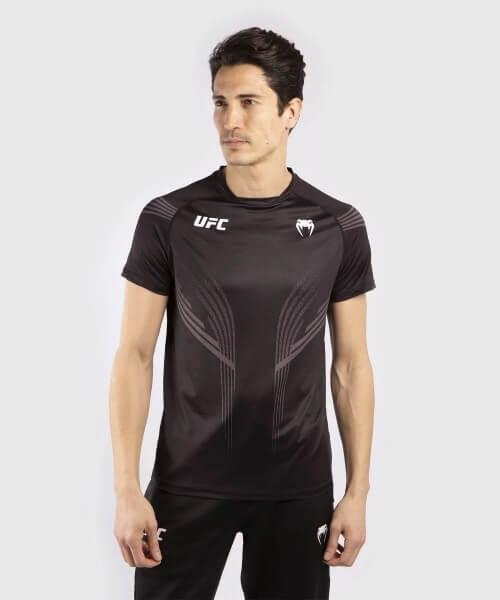 Venum UFC Fight Night Pro Line Dry Tech Shirt - Black S