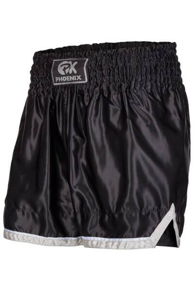 PX Thai Shorts schwarz-grau L