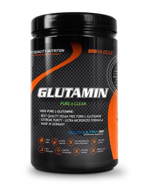 SRS Muscle GLUTAMIN