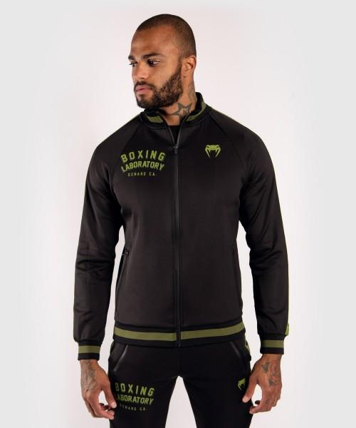 Venum Boxing Lab Track Jacket - Black/khaki S