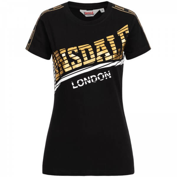 LONSDALE T-Shirt Damen Langrick
