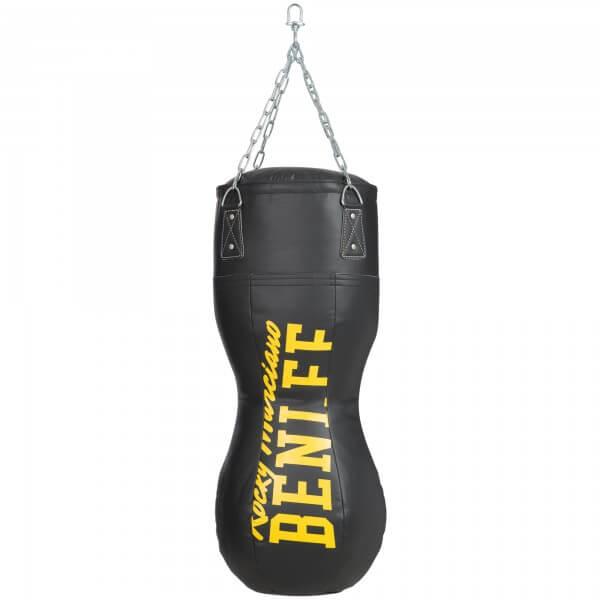 BENLEE Body- und Uppercut- Boxsack gefüllt